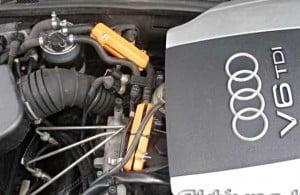 AUDI. Reducir el consumo de combustible Audi