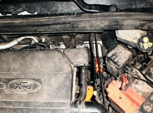 FORD. Reducir el consumo de combustible Ford