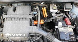TOYOTA. Reducir el consumo de combustible Toyota